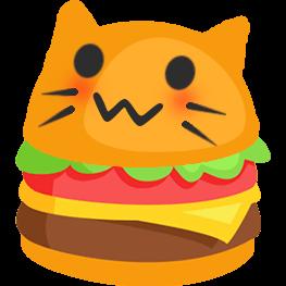:blobcatburger: